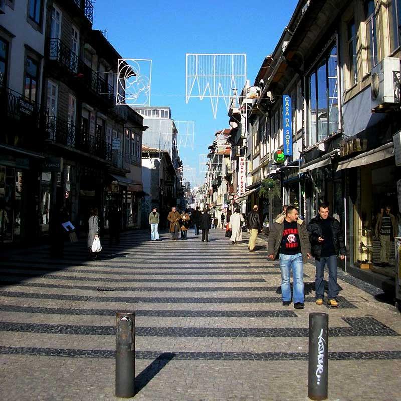 Rua de Cedofeita (comércio tradicional)