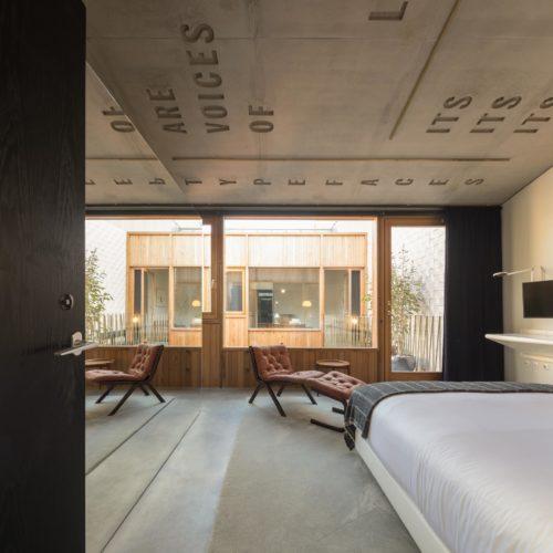 B5 Suite Penthouse 1 - Tipografia do Conto