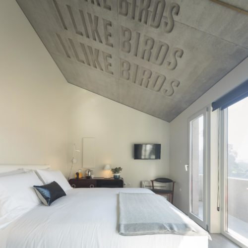 B4 Suite Rooftop 3 - Tipografia do Conto