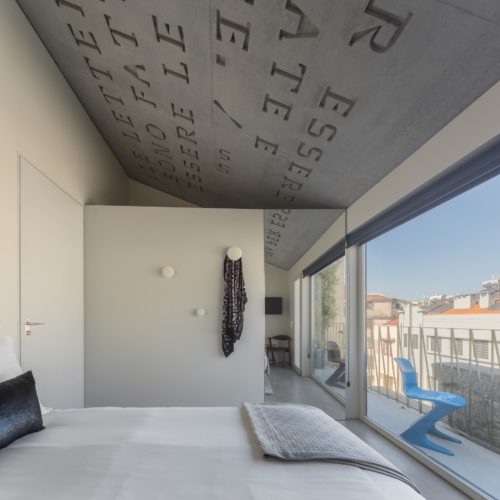 A4 Suite Rooftop 2 - Tipografia do Conto